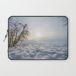 winter meadow Laptop Sleeve