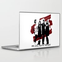 pretty little liars Laptop & iPad Skins featuring Pretty Little Liars by Rose's Creation
