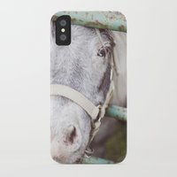 my little pony iPhone & iPod Cases featuring My Little Pony by Amanda Stevens
