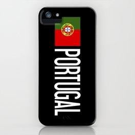 Portugal: Portuguese Flag & Portugal iPhone Case