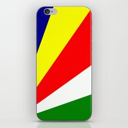 Flag of Seychelles iPhone Skin