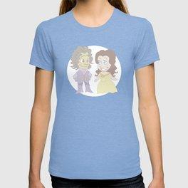 Rumbelle Chibis T-shirt