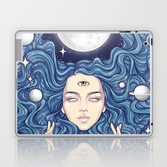 Trippy Chicks Laptop & iPad Skin