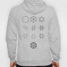 The Story of Geometry Hoody