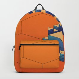 Geomeric Playgrond 03 Backpack