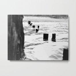 BALTIC SEA LANDSCAPE I Metal Print