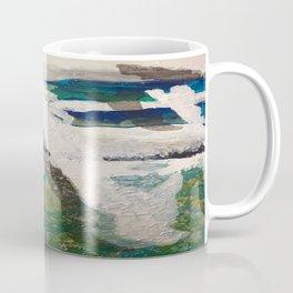 Polar Bear Going Home Coffee Mug