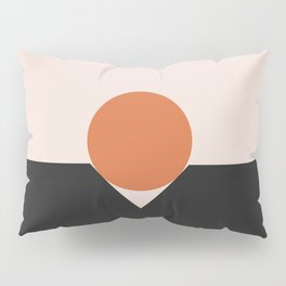 Sunset Golfing Pillow Sham