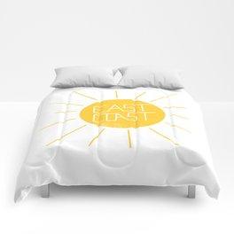 East Coast Sun Comforters