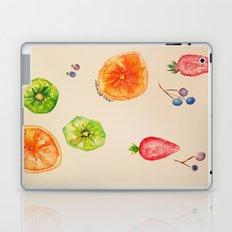 Watercolour Fruit Laptop & iPad Skin
