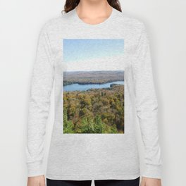 Above The Fall Long Sleeve T-shirt