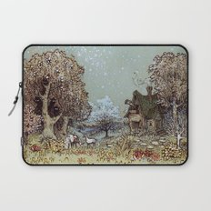 The Gardens of Astronomer Laptop Sleeve