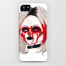 Tiffany Ray iPhone Case