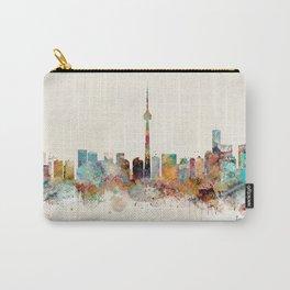 Toronto Ontario skyline Carry-All Pouch
