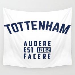Tottenham - Spurs - Hotspurs - Premier League - Champions league - Soccer T-Shirt Wall Tapestry