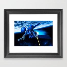 MS-21C DRA-C Framed Art Print