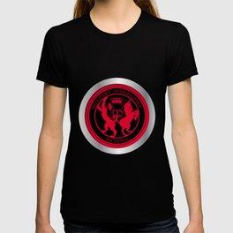 Mi6 Badge Button T-shirt