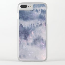Space is Yours Clear iPhone Case