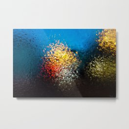 Condensation 05 - The Miracle Of Istanbul Metal Print
