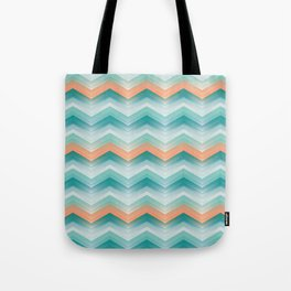 WAVY CHARLY Tote Bag