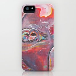 Take time to grieve iPhone Case