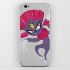 Weavile iPhone & iPod Skin