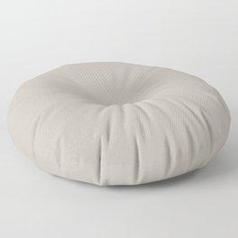 WARM GRAY solid color Floor Pillow