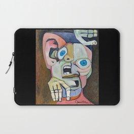 Solitary Man Laptop Sleeve