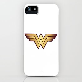 Wonder Wome iPhone Case