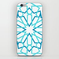 arabic iPhone & iPod Skins featuring Arabic Pattern by Soso Creation