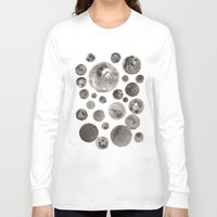 planets Long Sleeve T-shirts featuring Planets by Dreamy Me