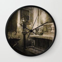 the votive Wall Clock