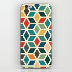Norwegian Wood iPhone & iPod Skin
