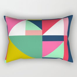 scandinavian chic Rectangular Pillow