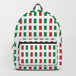 flag of Italia- Italy,Italia,Italian,Latine,Roma,venezia,venice,mediterreanean,Genoa,firenze Backpack