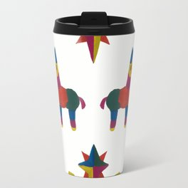 Mexican Festivus! Travel Mug