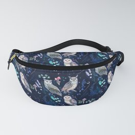 Night Owls Fanny Pack