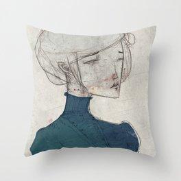 Eveline one Throw Pillow