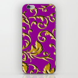 Vampyr Royalty (Purple) iPhone Skin