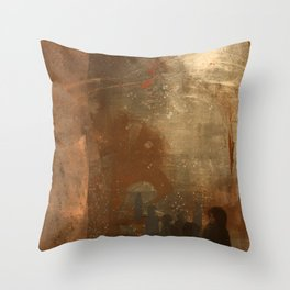 Cimmerian Throw Pillow