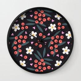 Rowan Love Wall Clock