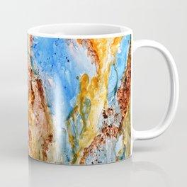 Rhaphsody modern  abstract art Coffee Mug