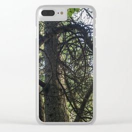A bit of confusion is natural. Clear iPhone Case