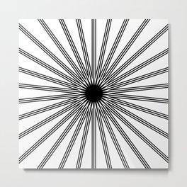Seemingly Simple I Metal Print