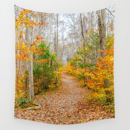 Never Ending Path Wall Tapestry