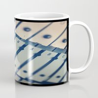 scales Mugs featuring Scales by Rick Staggs