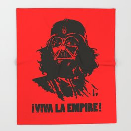 Viva la Empire! Throw Blanket