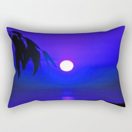 Dawn in the South fifth Rectangular Pillow