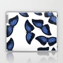 Butterfly Pattern Laptop & iPad Skin