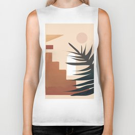 Abstract Elements 19 Biker Tank